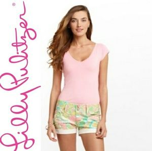 Lilly Pulitzer Clifton Multi Chin Chin Shorts